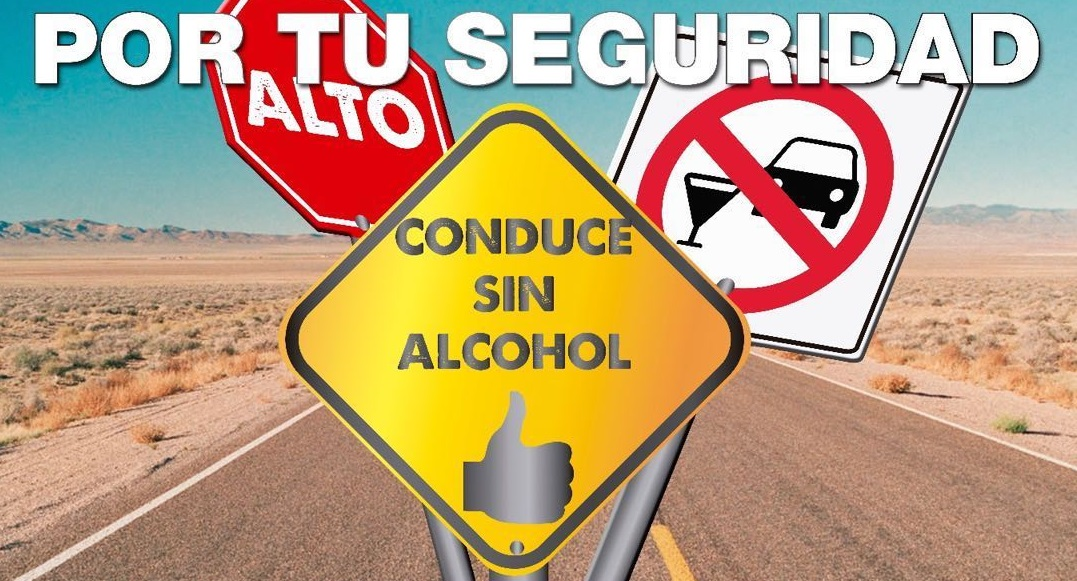 CONDUCE SIN ALCOHOL CHIH