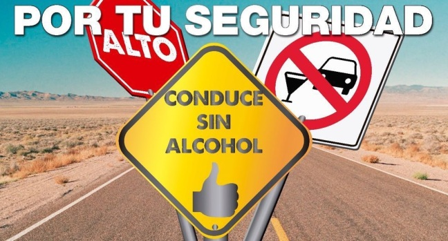 CONDUCE SIN ALCOHOL CHIH